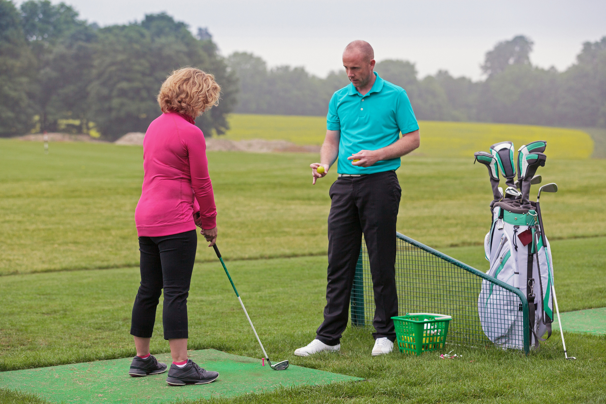 5 Tips To Perfect Your Golf Stance