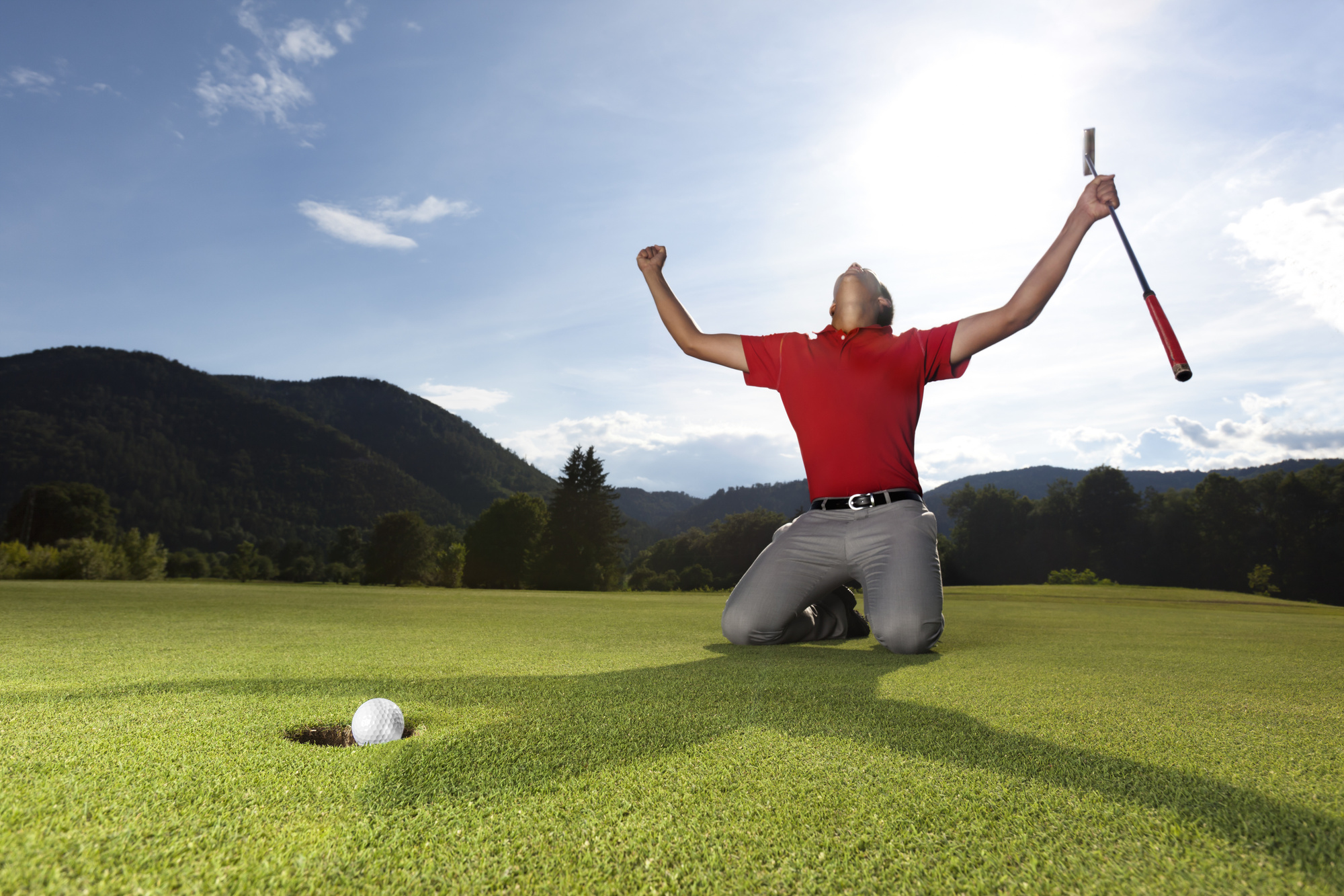 How Playing Golf Reduces Stress and Anxiety